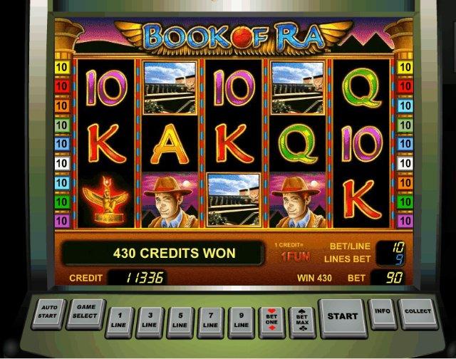 Играть в автоматы казино Эльдорадо
