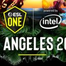 Стартовала онлайн-лига ESL One Los Angeles по DOTA 2