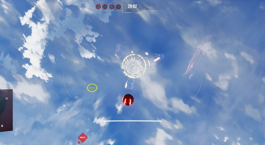 В «Раннем доступе Steam» стартовала Galaxy in Turmoil — духовная наследница Star Wars: Battlefront III