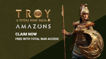 Total War Saga: Troy получите бесплатно DLC