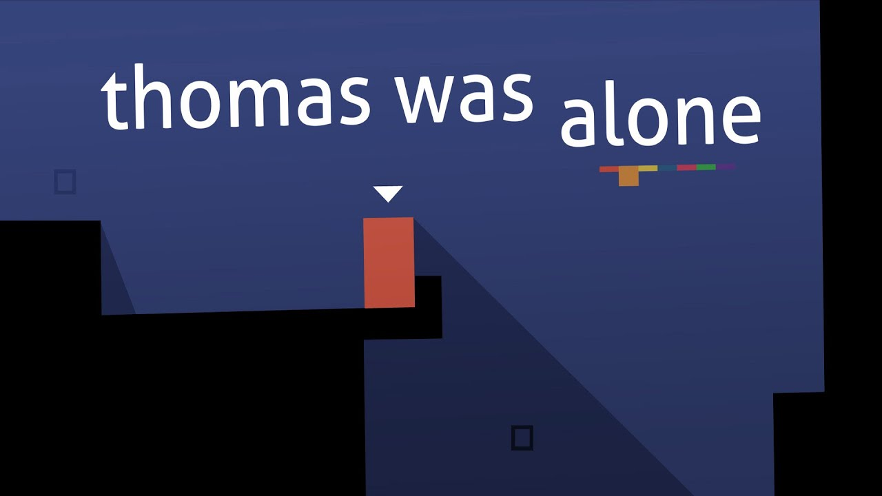 Thomas Was Alone выйдет на Switch