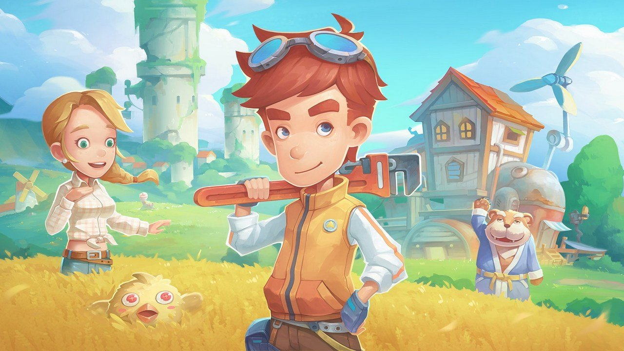 Бесплатная My Time At Portia ждёт вас в Epic Games Store