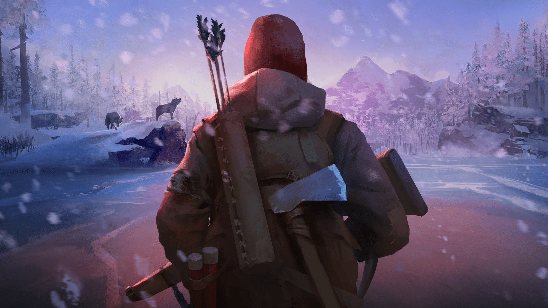 В Epic Games Store дарят «выживач» The Long Dark