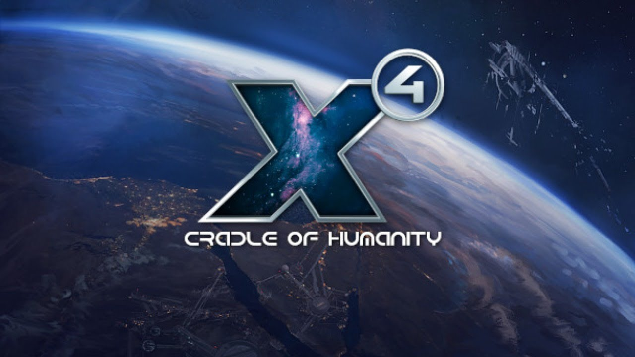 Для X4: Foundations вышло дополнение Cradle of Humanity