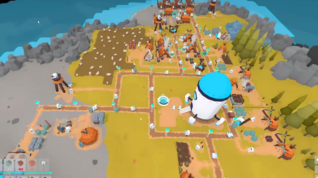 The Colonists выходит на PS4, Xbox One и Switch 4 мая